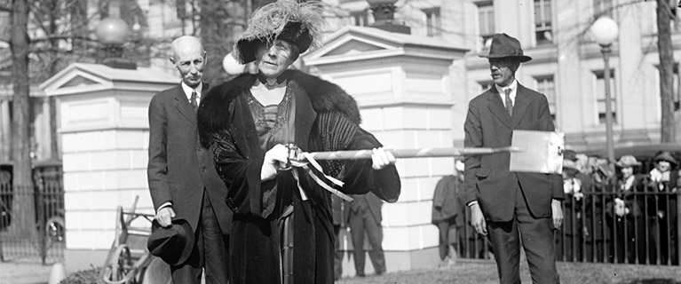 In 1921, First Lady Florence Harding, then a vice president of American Forests, helped kick off a memorial tree planting initiative that focused on trees in cities.