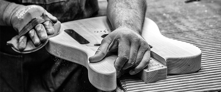 Fender Musical Instruments knows the importance of protecting the species that produce the wood that is transformed into their stunning guitars, including this 2014 American Standard.
