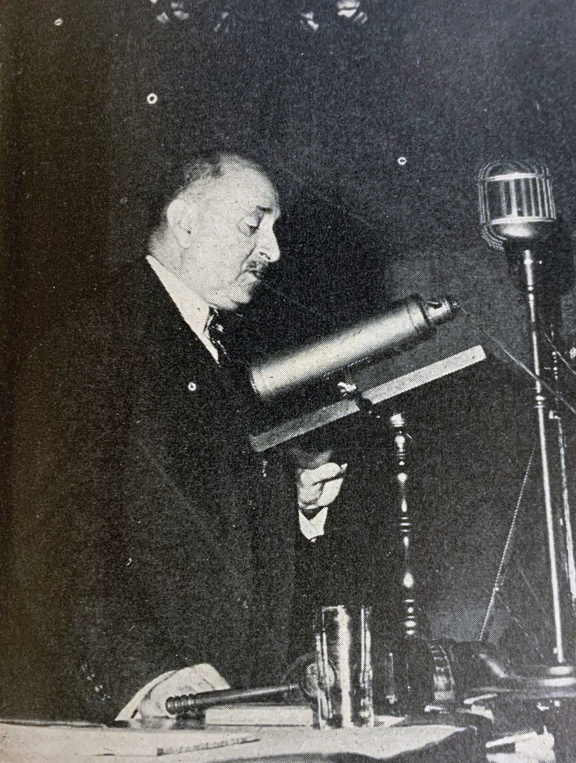 W.S. Rosecrans presides over the Third American Forest Congress