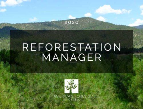 Protected: Job Posting: Reforestation Manager