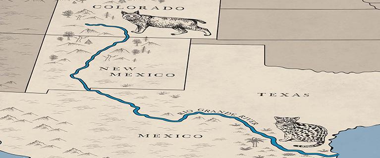 Rio Grande River Map