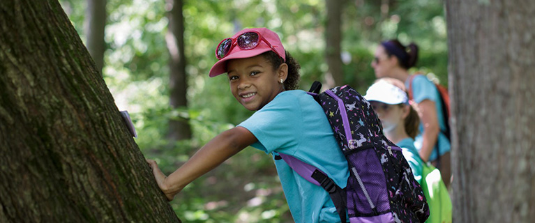 American Forests and Girl Scouts of the USA announce a new initiative together, continuing a partnership that dates back to 1921.